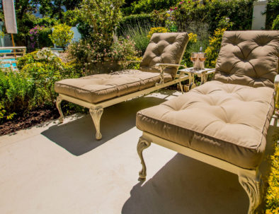 FDS17 LUXURIOUS POOL LOUNGERS