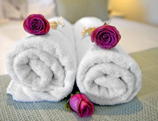 Rose Towels