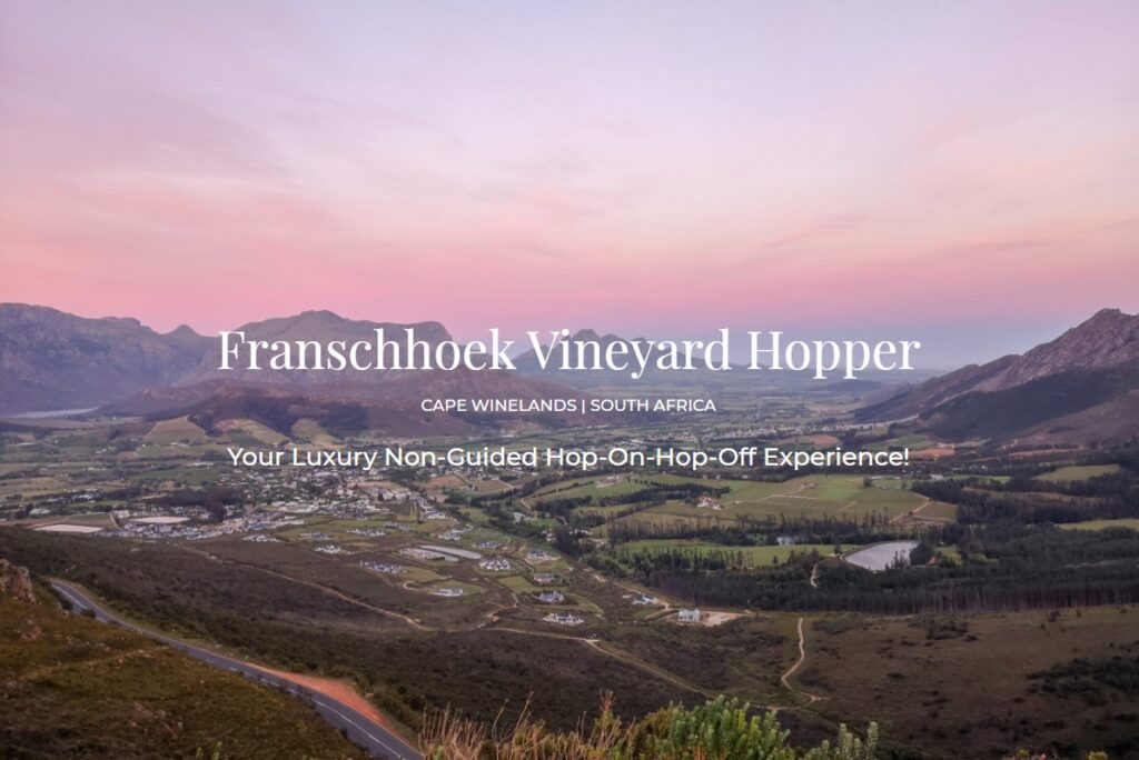 Franschhoek Vineyard Hopper